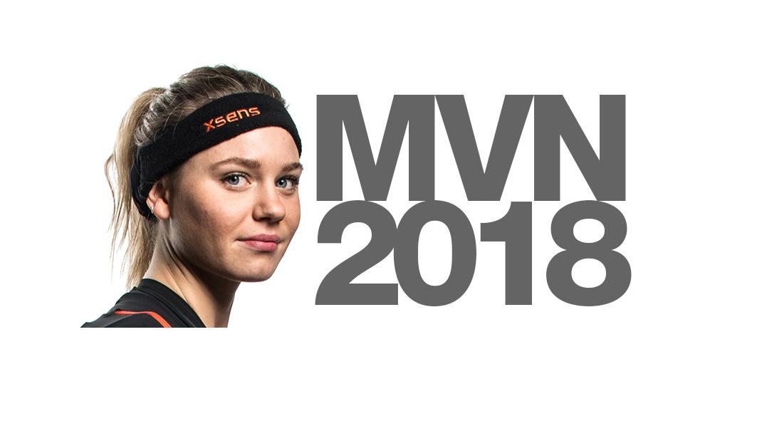 Xsens MVN 2018