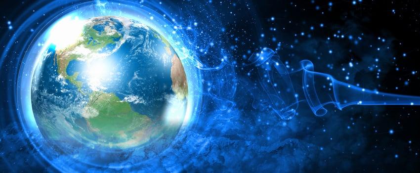 earth World magnetic model